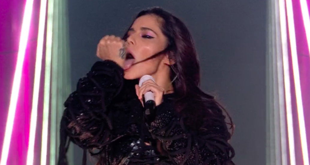 X Factor faces investigation after complaints about Cheryl's sexy performance