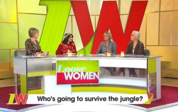 Loose Women panel