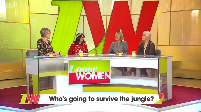 "Loose Women Denise Welch blasts I'm A Celebrity vegans for ""unfair"" trial exemptions"