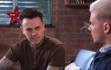 Ray Quinn as Jonny in Hollyoaks Credit: Lime Pictures/Youtube