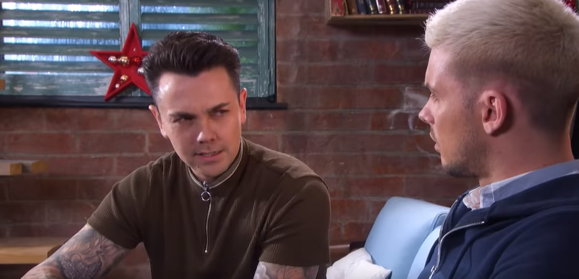Dancing On Ice winner Ray Quinn joins Hollyoaks