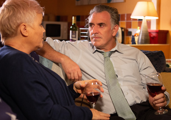 Emmerdale SPOILER: Are Bob and Brenda back on?