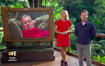 i'm a celeb harry redknapp holly and dec