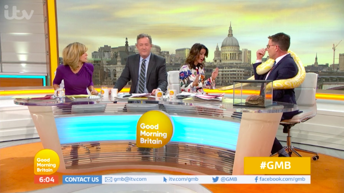 gmb good morning britain