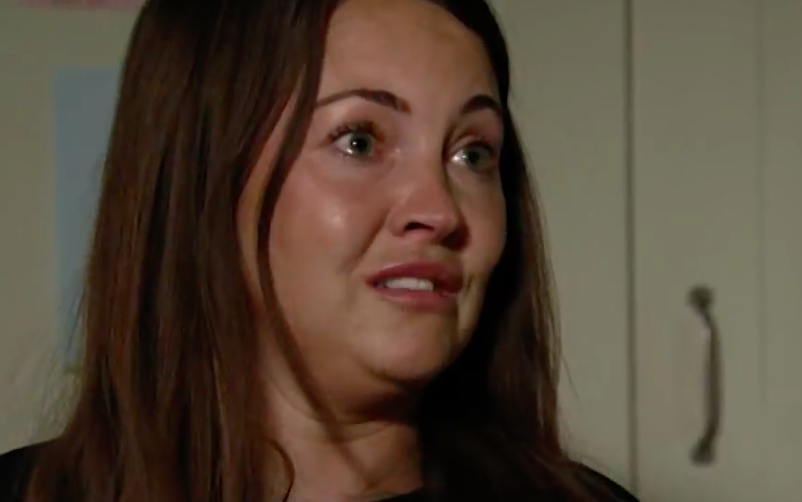 Stacey Slater speech about sexual assault
