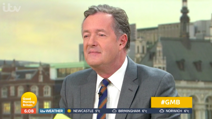 Piers Morgan takes another swipe at Little Mix's Jesy Nelson