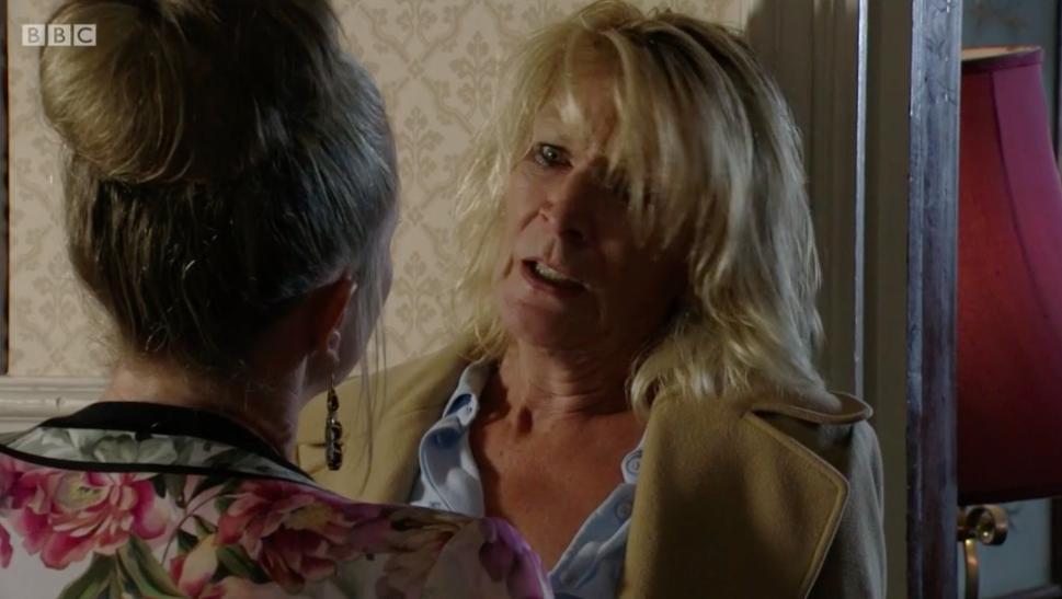 EastEnders viewers feeling smug to have figured out Linda's plot WEEKS ago
