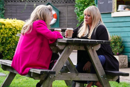 EastEnders' Sharon to flee Walford after last night's sex humiliation?