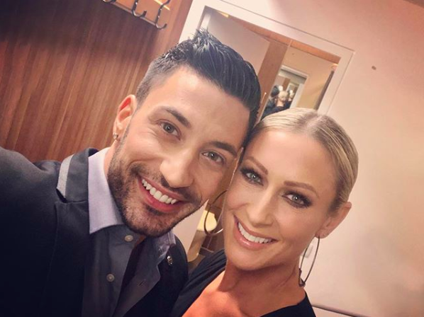 strictly faye tozer giovanni pernice