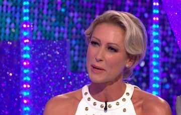 Faye Tozer on Strictly: It Takes Two