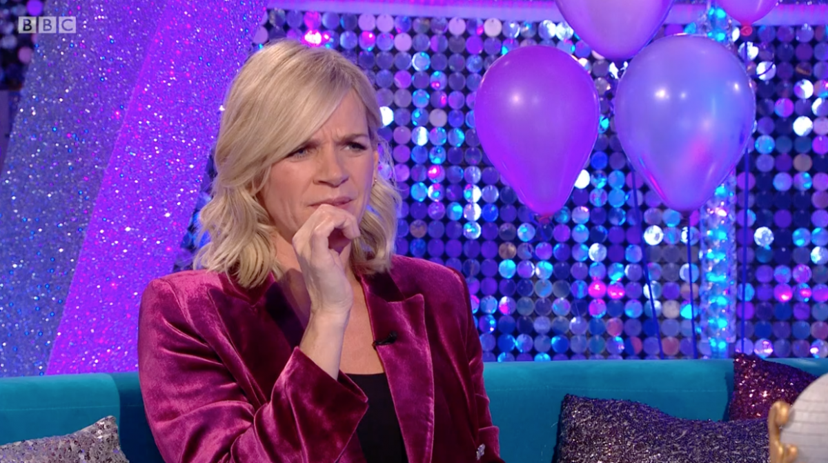 Zoe Ball insists she is not leaving Strictly's It Takes Two