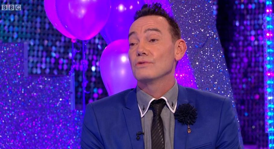 """Craig Revel Horwood says Aston Merrygold was """"robbed"""" on last year's Strictly"""