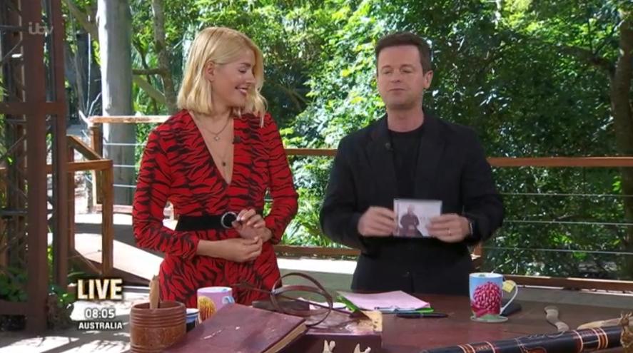 Dec Donnelly takes swipe at I'm A Celeb's Noel Edmonds over meditation CD