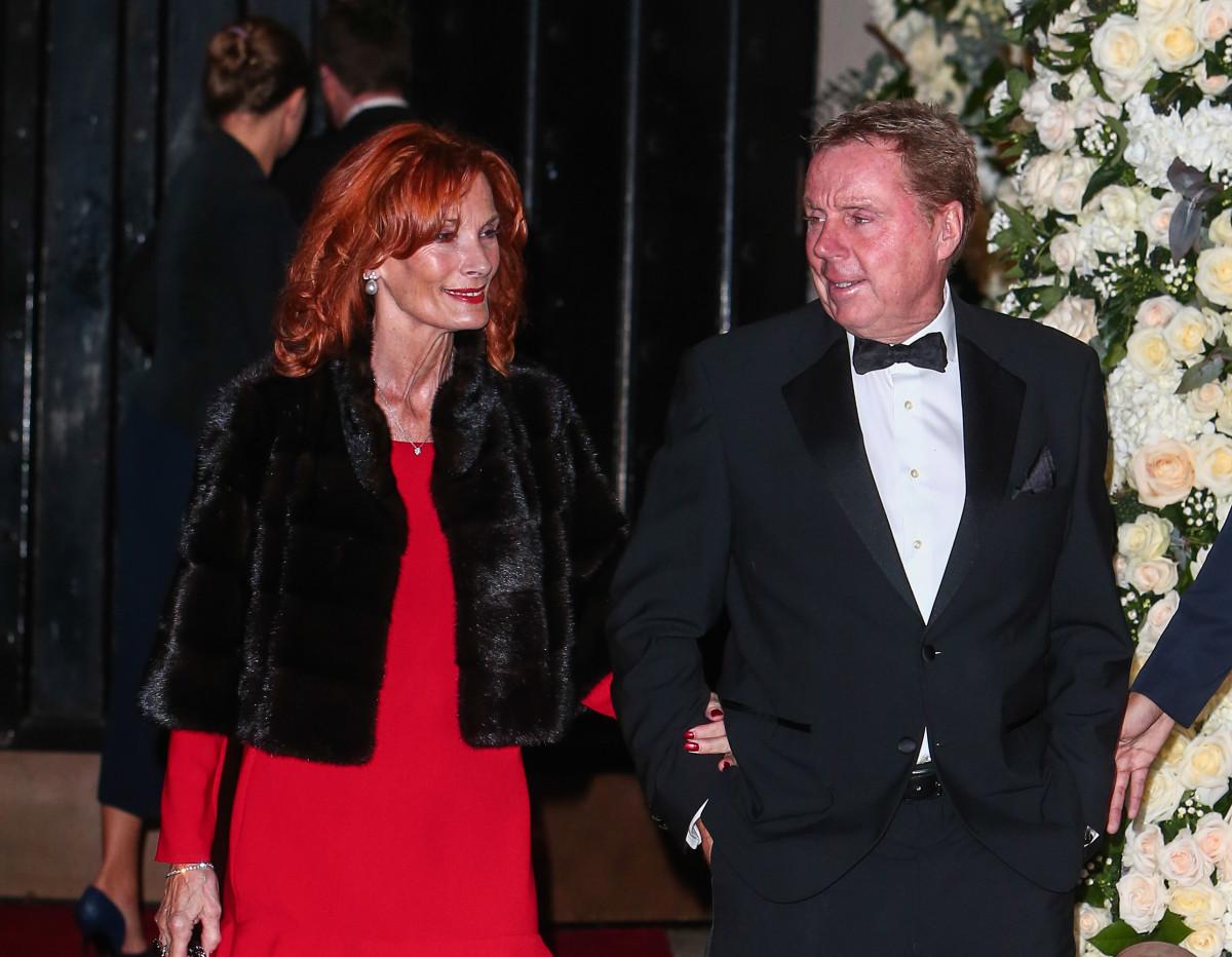 Inside Harry Redknapp's wife Sandra's heartbreaking family tragedy