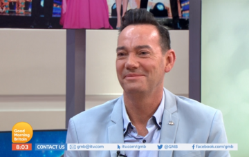 Craig Revel Horwood on GMB