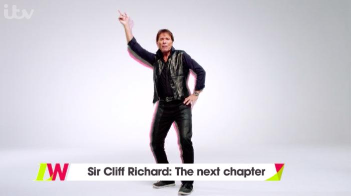 cliff richard loose women