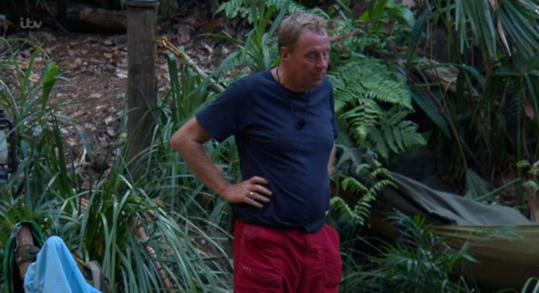 I'm A Celebrity viewers in hysterics over Harry Redknapp's