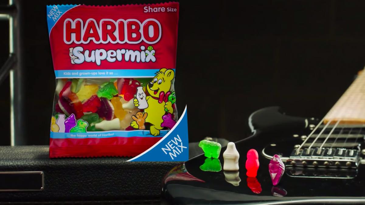 haribo advert sweets (credit: YouTube)