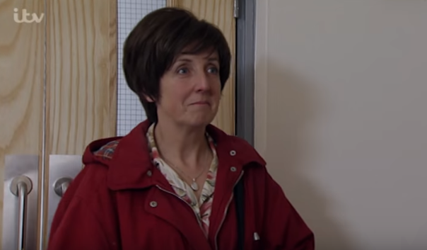 Hayley Cropper Coronation Street Credit: YouTube/ITV/Coronation Street
