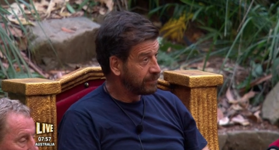 "Nick Knowles claims I'm A Celebrity bosses ""hated"" him"