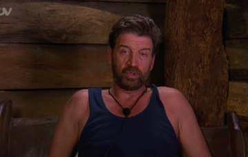 nick knowles i'm a celeb