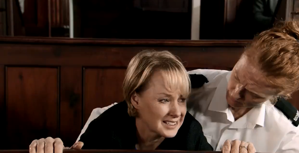 Sally metcalfe sentenced