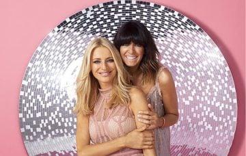 Tess Daly, Claudia Winkleman - (C) BBC - Photographer: Leigh Keily