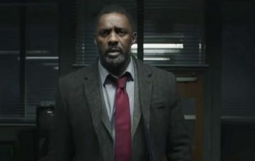Idris Elba is Luther, series 5