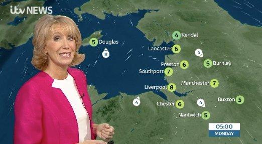 Emma Jesson weather