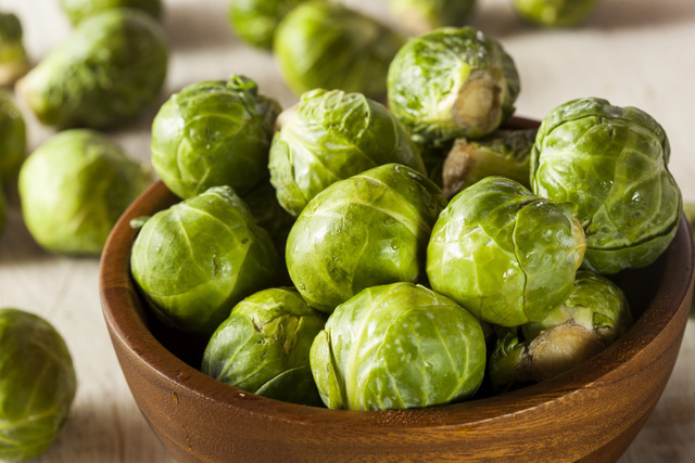 More people want Brussels sprouts than pigs in blankets at Christmas