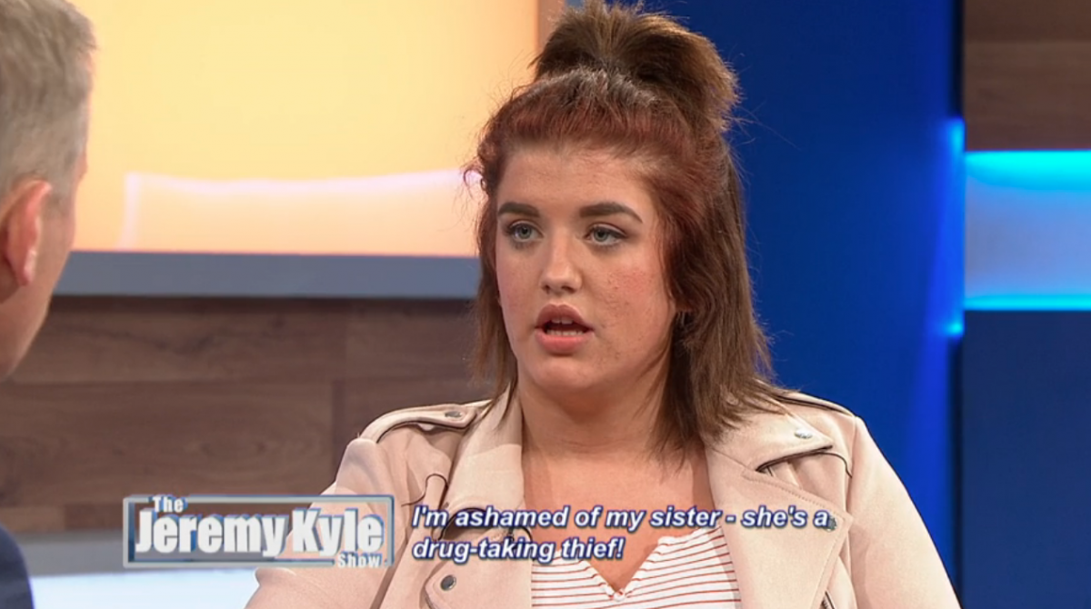 The Jeremy Kyle Show (Credit: ITV)