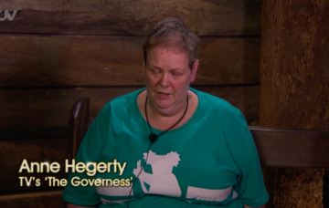 anne hegerty i'm a celeb