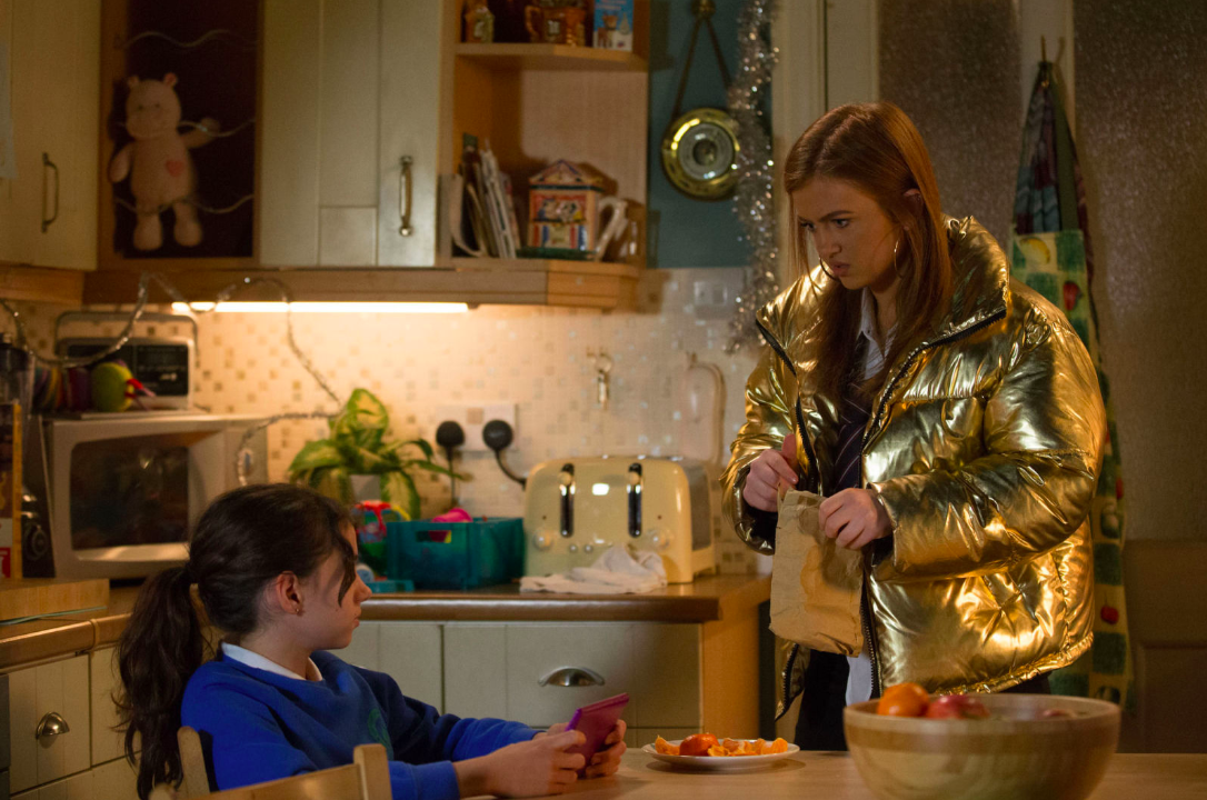 EastEnders SPOILER: Tiffany Butcher risks Lily Fowler's life as she leaves her with evil drug dealer