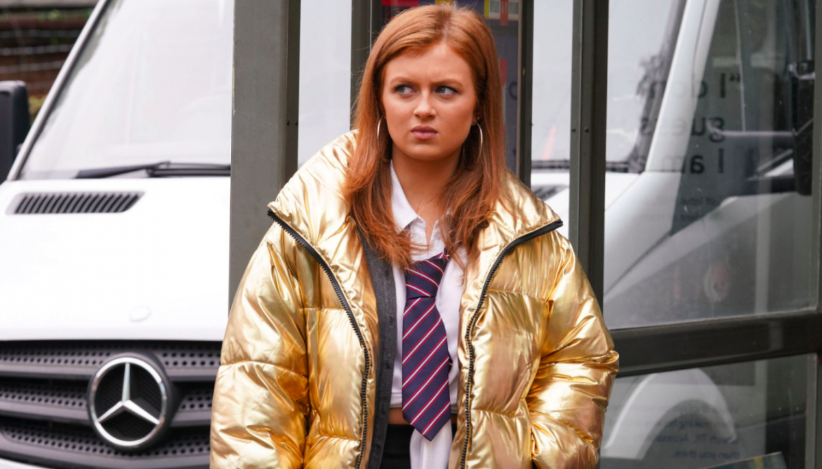 EastEnders SPOILER: Tiffany Butcher risks Lily Fowler's life as she