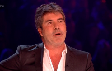 simon cowell x factor