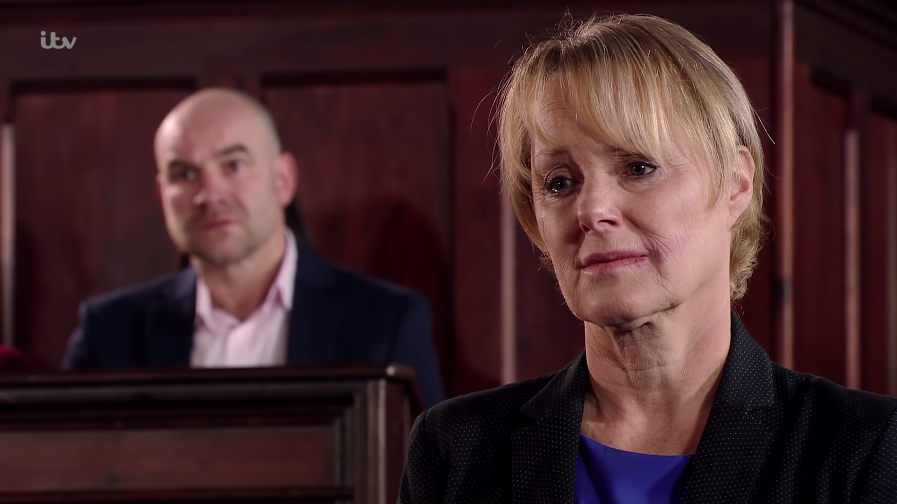 Coronation Street fans spot MASSIVE blunder as Sally Metcalfe is sentenced to four years in prison