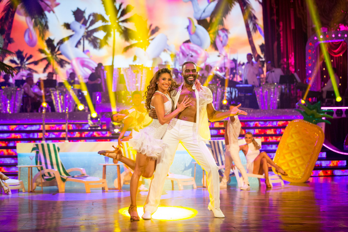 Strictly's Charles and Karen vow to get matching tattoos if they reach the final