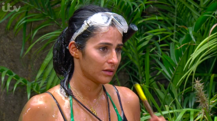 """I'm A Celebrity viewers accuse trial of being """"fake"""""""