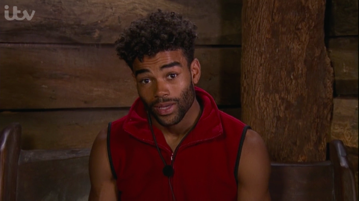 """I'm A Celeb viewers' conspiracy theory about Malique's """"secret phone"""""""