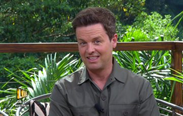 Dec Donnelly on I'm A Celebrity Extra Camp