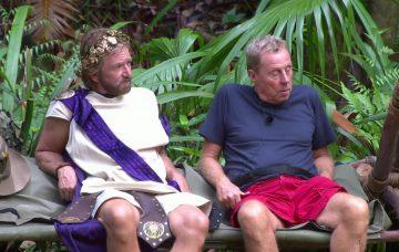 Noel Edmonds and Harry Redknapp on IAC