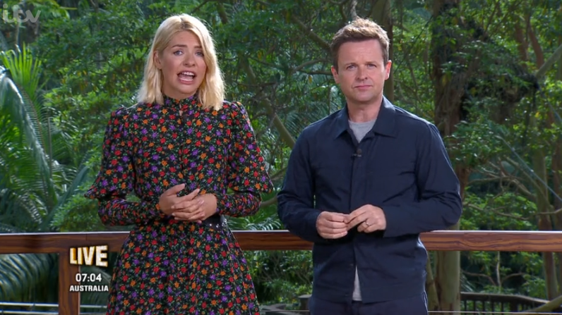 I'm A Celebrity producers 'won't be bringing Holly Willoughby back', despite viewers' demands