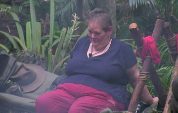 Anne Hegerty on I'm A Celeb