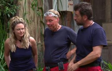 Emily, Harry and Nick on IAC