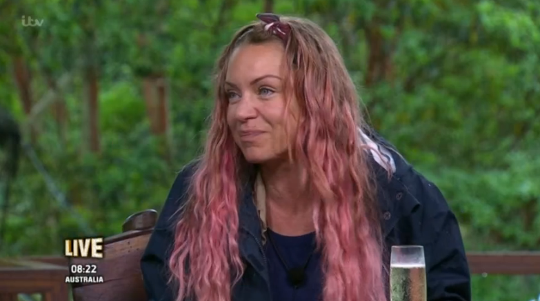 Rita Simons reunites with twin daughters after I'm A Celebrity stint