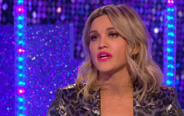 Ashley Roberts on SCD It Takes Two