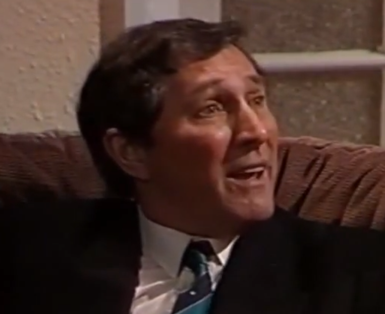 Alan Bradley Credit: YouTube/ITV