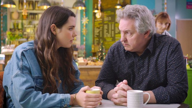 Holby City: Bob Barrett's real-life daughter joins show!
