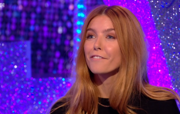 Stacey Dooley on Strictly's It Takes Two