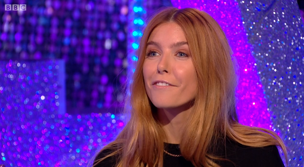 Stacey Dooley says her skin is 'trashed' because of Strictly glam